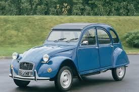 La Citroën 2 CV