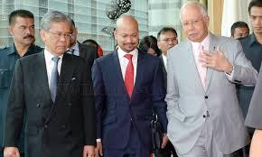 Arul, Lodin and Najib