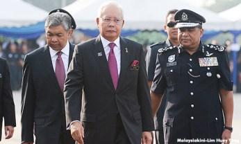 NSC's Najib