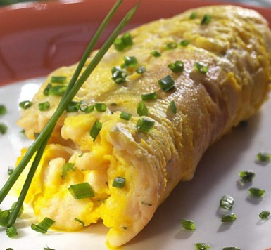 Breakfast and Brunch | Oven Omelet