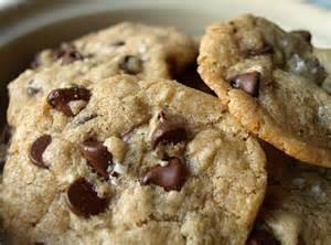 Summer Sweets | Vegan Chocolate Chip Cookies