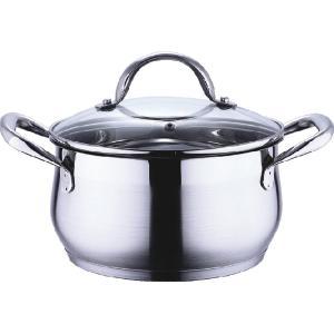 Glass Lid Pot