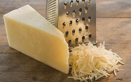 Tips and Tricks: Grating Cheese the Easy Way
