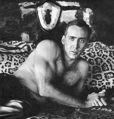 Beefcake Nicolas Cage