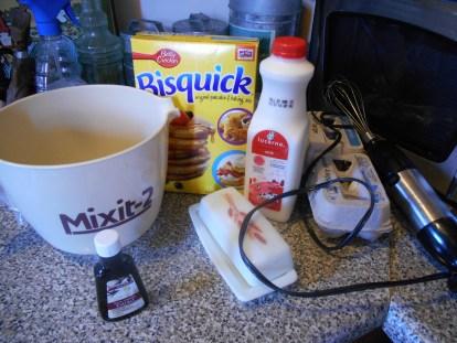 Buttermilk Pie Ingredients