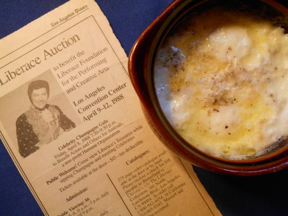 Liberace Special 15-Minute Eggs