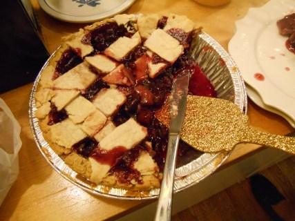 Cherry Pie Fail