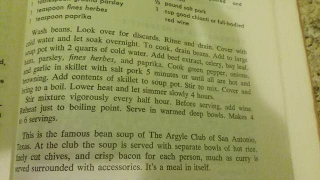 black bean recipe 1