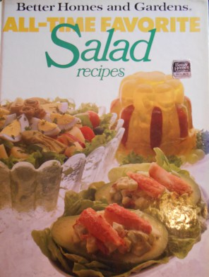 BH&G All-Time Favorite Salad Recipes: Crab-Stuffed Avocados (1984)