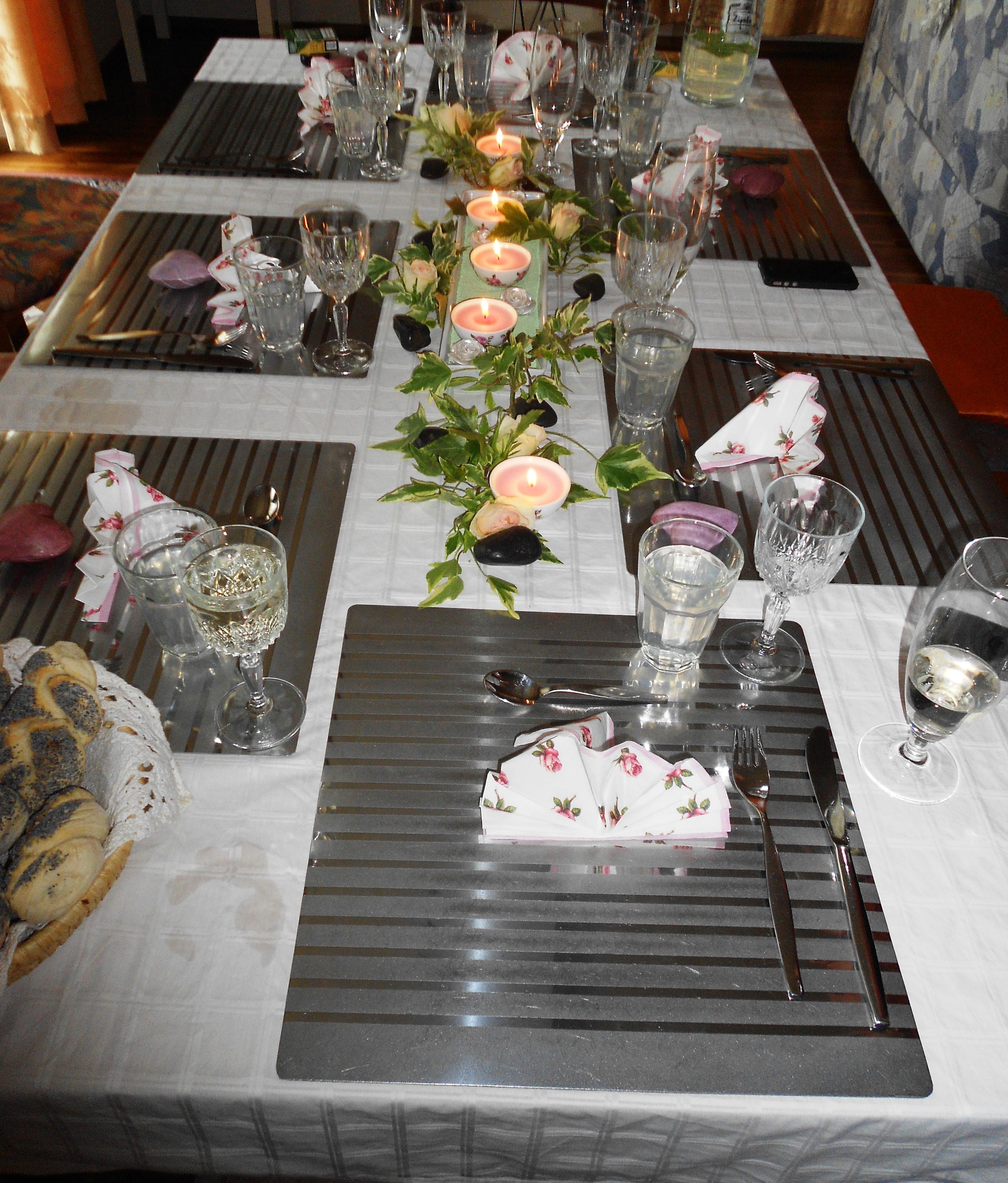 Tischdeko Brunch Feste And Feiern Decoration And Dinner