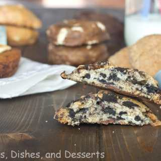 cravory cookies on a table