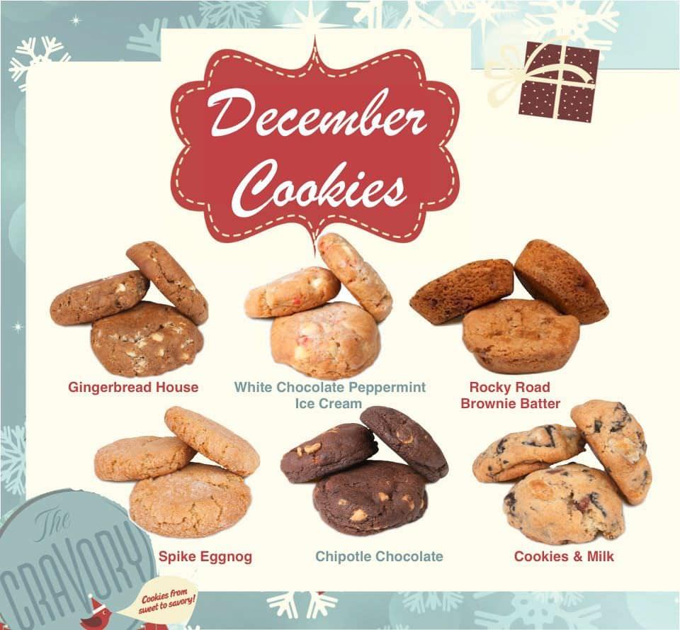 cravory cookies ad