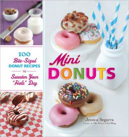 cookie dough mini donuts giveaway