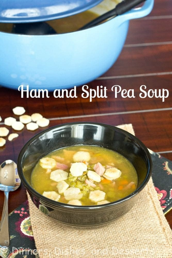 Ham & Split Pea Soup