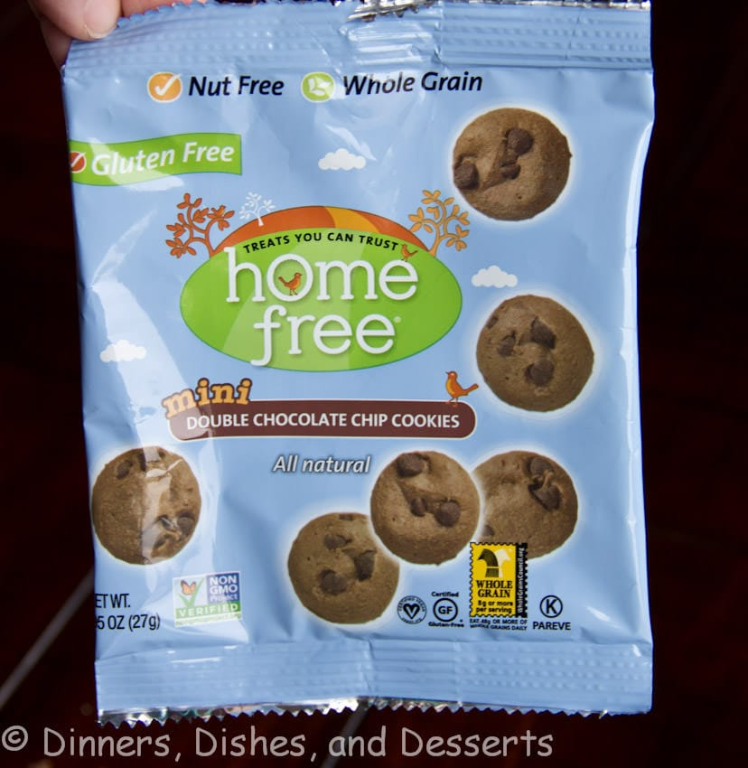 Whole Grain Snacking Cookies