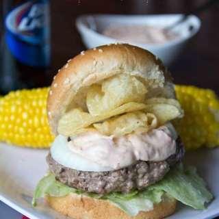 Crunchburger #recipe