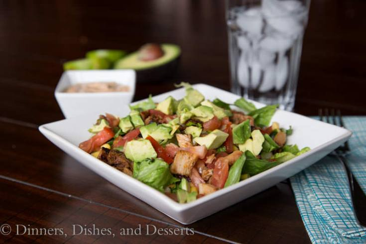 Chopped Chipotle Mexican Salad