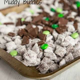Grasshopper Muddy Buddies
