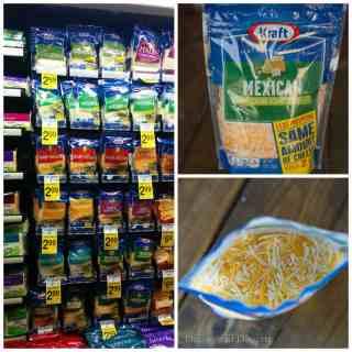 Kraft Cheese at Safeway