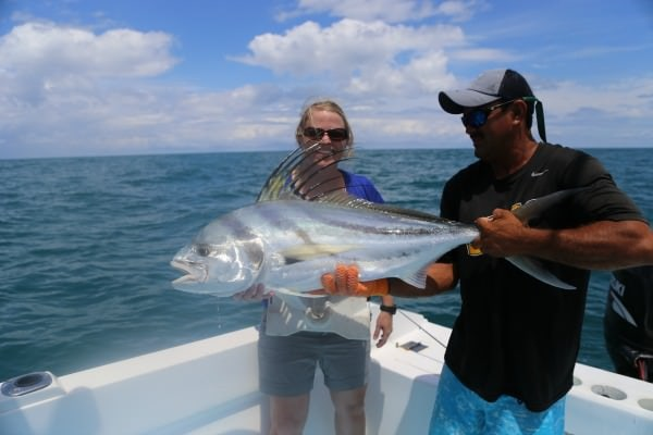 Rooster Fish in Costa Rica