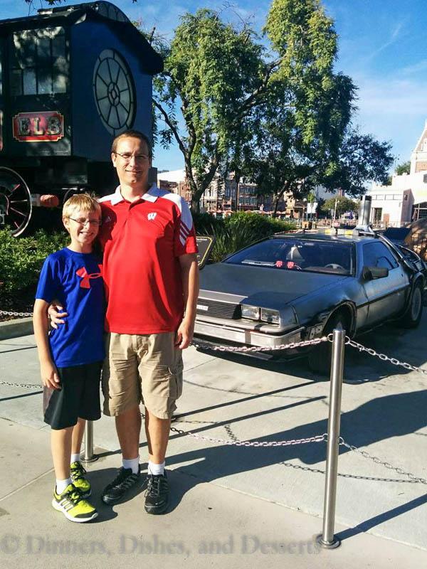 Universal Studios Orlando - Back to the Future