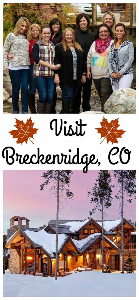 Visit Breckenridge - Breckenridge is a gorgeous city and more than just a ski town!