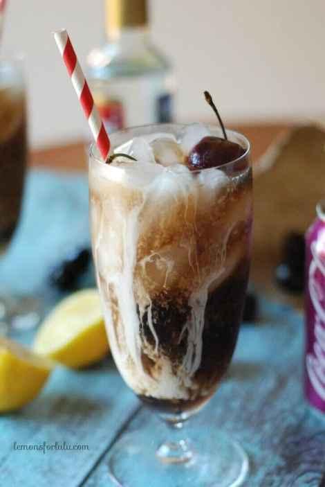 Dirty Cherry Cokie {Lemons for Lulu}