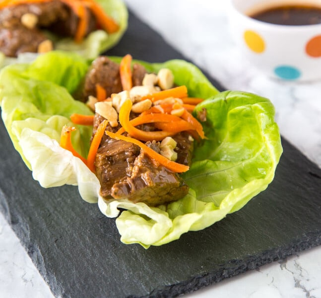 Thai Steak Bites