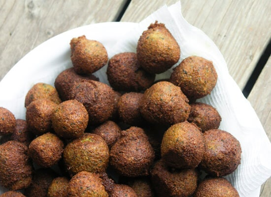 Falafel {Foodie with Family}
