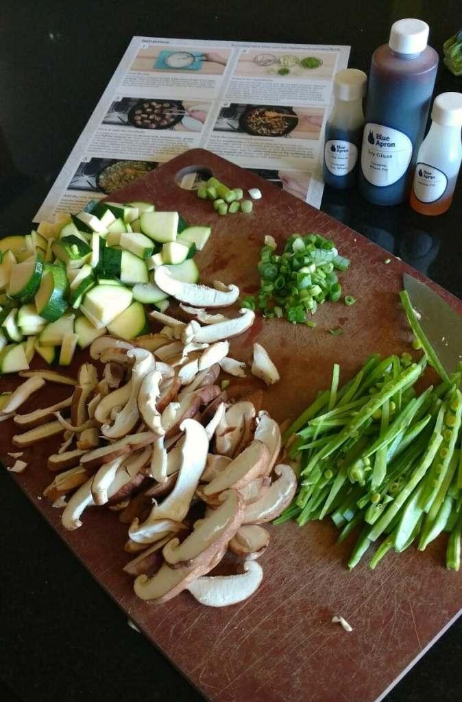 Blue Apron Review: Meal Prep