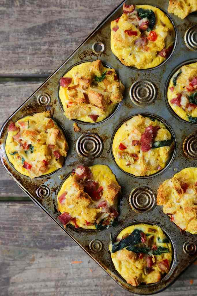 Ham and Egg Muffin Cups {Foodie with Family}