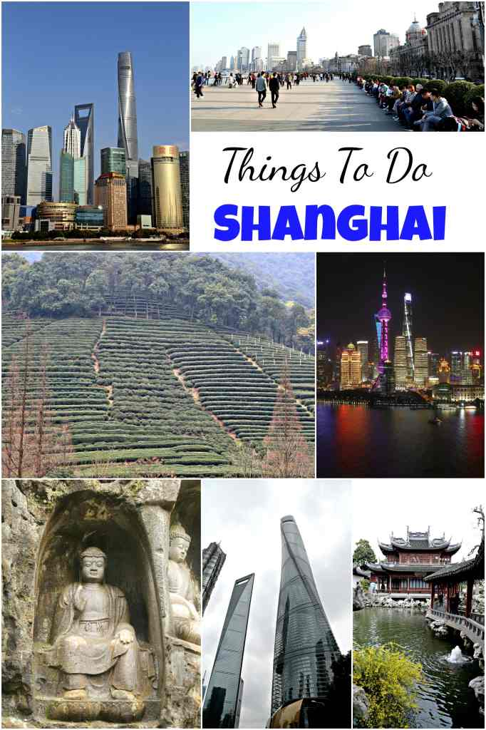 10 Things to do in Shanghai - Headed to China?  Wonder what to do in Shanghai?  Here are our 10 favorite things to do in Shanghai.