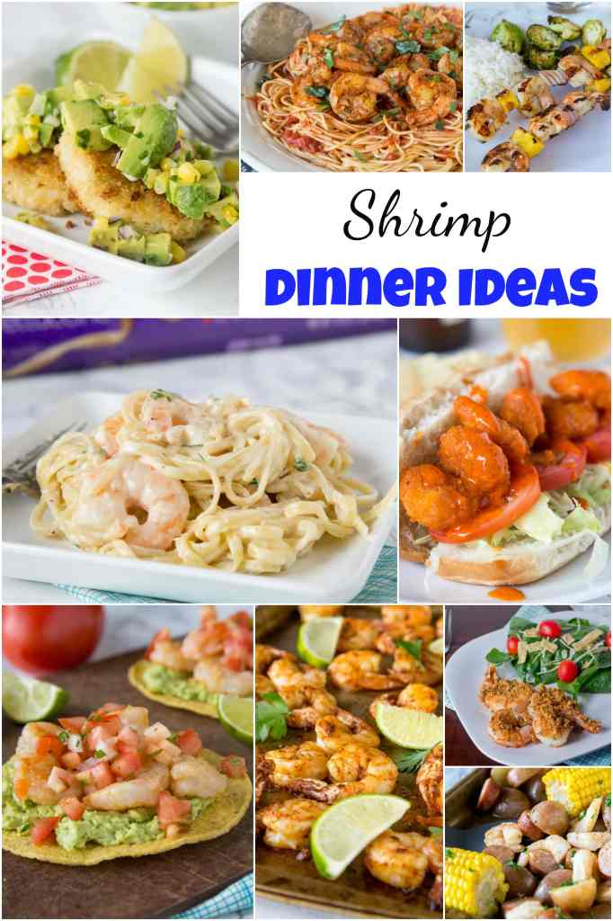 Shrimp Dinner Ideas Dinners Dishes And Desserts