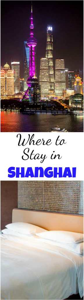 Where to stay in shanghai collage