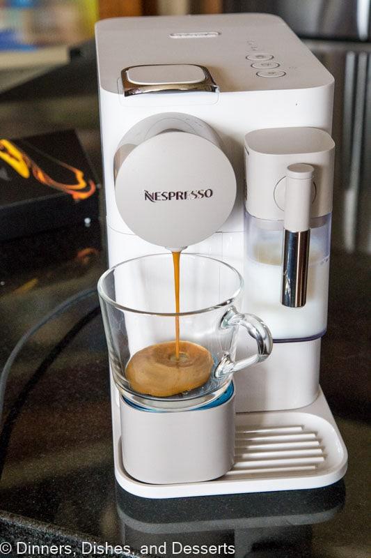 Nespresso Lattissma One