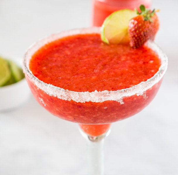 Best Frozen Strawberry Margarita Dinners Dishes And Desserts