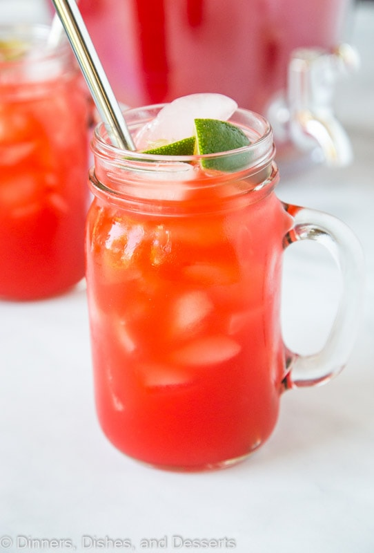 Fruit Punch recipe that is great for a party