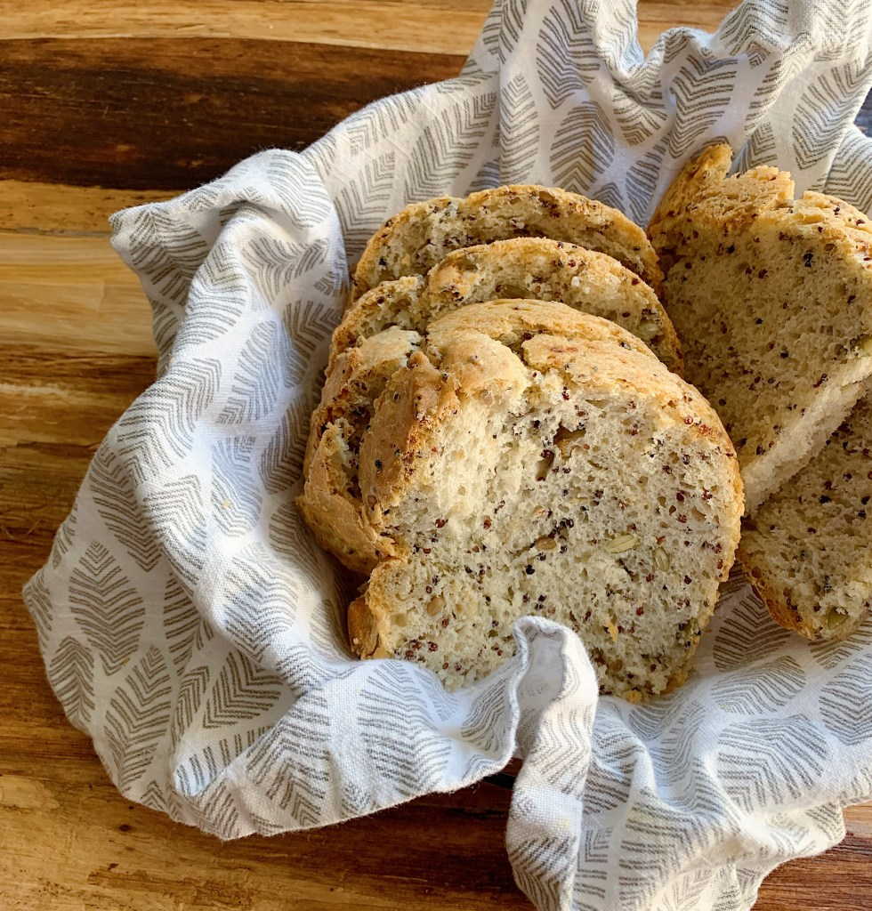 quick yeast bread (peasant bread) from Bread, Toast, Crumb