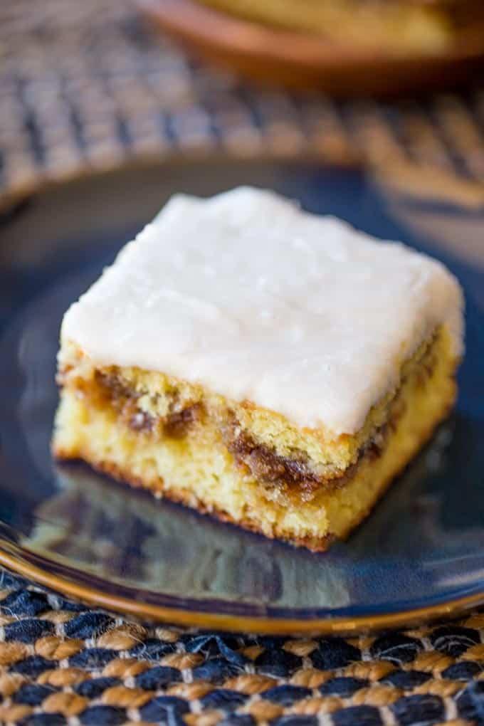 Honey Bun Cake No Cake Mix Dinner Then Dessert