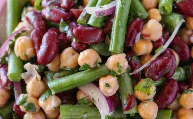 Simply Recipes Three Bean Salad