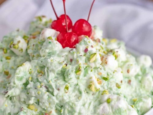 Pistachio Fluff Salad