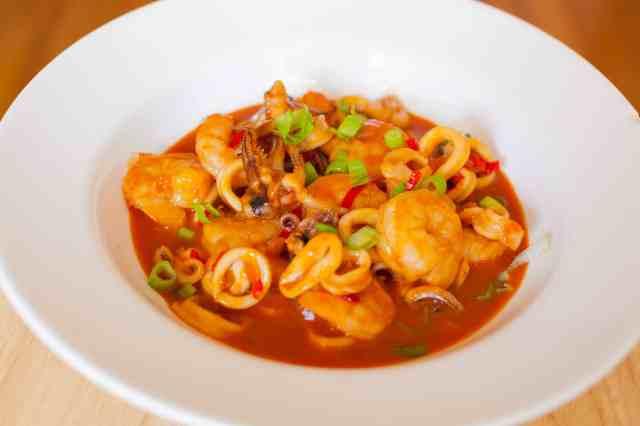 Sweet & Spicy Korean Chilli Paste with Squid & Shrimp
