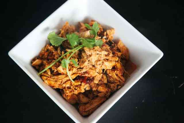 Pulled Chipotle Chicken