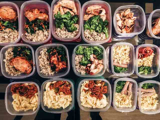 MEAL PREP: Honey Teriyaki Chicken & Glazed Pork Chops