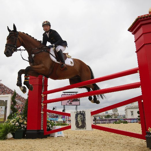 how to become an olympic equestrian