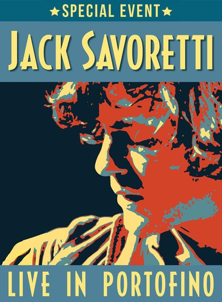 jack savoretti - live in portofino - special event