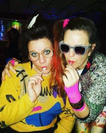 80s girls