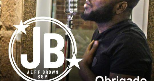 Jeff Brown - Obrigado Senhor