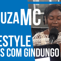 """Meduza Mc em freestyle cheio de gindungo """"Rappers dão a r..."""""""