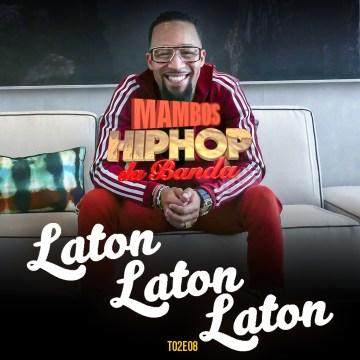 Laton fala bem e mal de Heavy C. Heavy C diz que não conhece nenhum Laton. Batalha de Beats entre Laton e Sandocan no Instagram